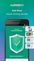 screenshot of Kaspersky Internet Security