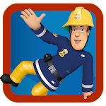 Super Fireman Hero Sam Icon