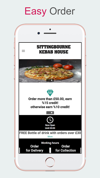 Sittingbourne Kebab Pizza Android Apps Appagg