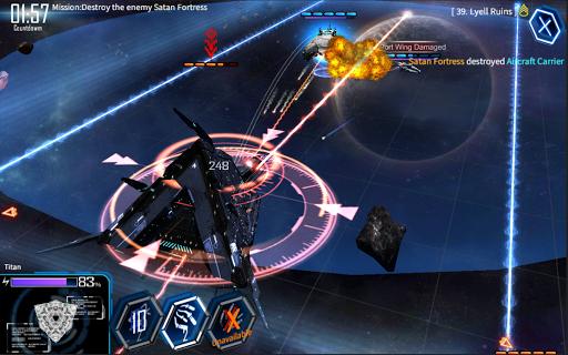 Galaxy Reavers - Starships RTS 1.2.19 androidappsheaven.com 7