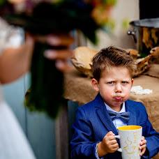 婚禮攝影師Kristof Claeys(KristofClaeys)。11.10.2018的照片