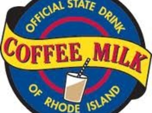 R.i. Coffee Milk Or Coffee Milkshake Recipe