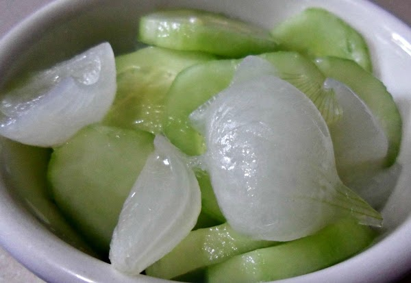 Freezer Pickles (or Not!) Recipe