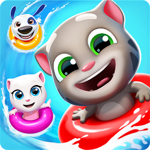 Talking Tom Pool APK Download - Free Puzzle GAME