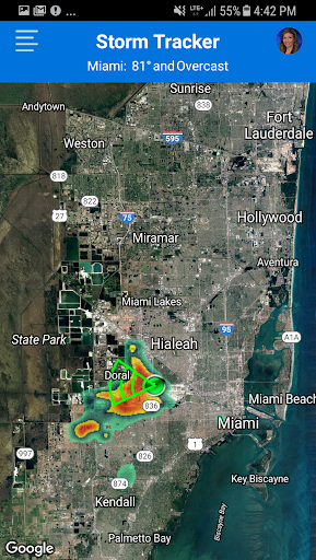 WPLG Local 10 Weather  screenshots 8