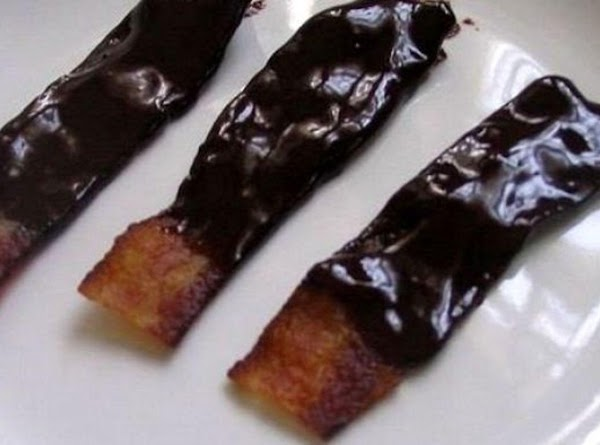 Chocolate Covered Bacon Candy!!! Recipe