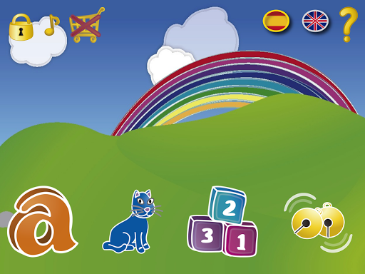 Baby Learn Educational Games