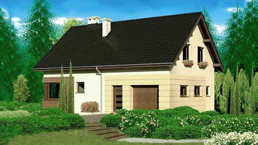 projekt Dom przy Głogowej 2
