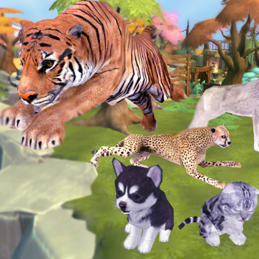 My Wild Pet: Online Animal Sim file APK for Gaming PC/PS3/PS4 Smart TV