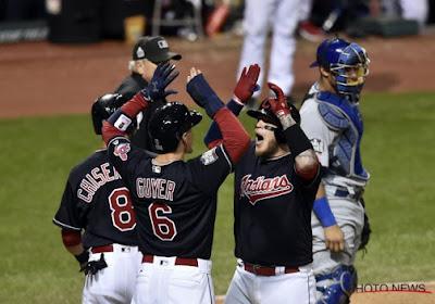 MLB: Cleveland impose sa loi dans le premier match
