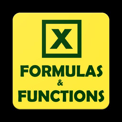 MS Excel Formula Function Shortcut Offline app