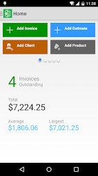 Invoice Maker APK screenshot thumbnail 1