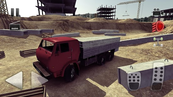 Truck Driver bláznivé silnice - náhled