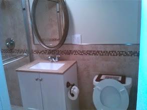 Photo: New Bathroom, Hempstead, NY