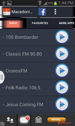 Macedonia Radio News