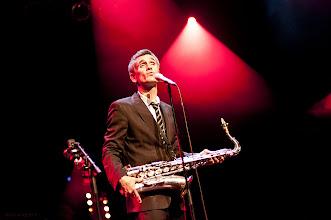 Photo: Curtis Stigers - 25. Intern. Jazzfestival Viersen 2011 - Festhalle Bühne 1