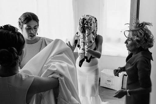 Wedding photographer Monika Zaldo (zaldo). Photo of 11.10.2017