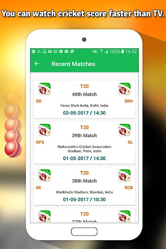 Cricket Live Line for PC