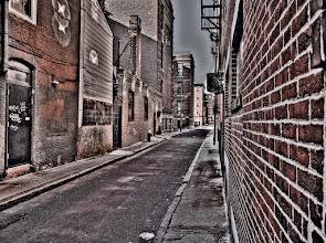 Photo: Side street - Boston, MA  #moodymonday +Moody Monday