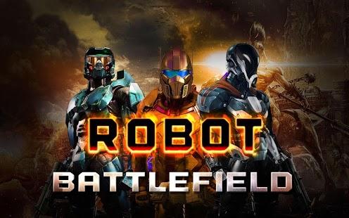 Robot Warrior Battlefield 2017 - náhled