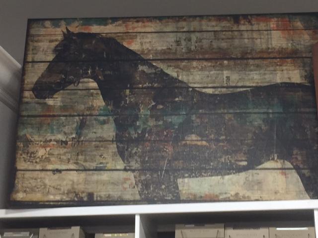 Leftbank Art Horse Picture