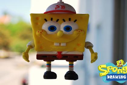 Cara Mewarnai Gambar Spongebob