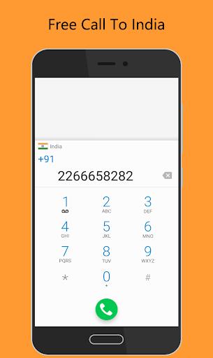 Call India Free - IndiaCall 1.4.9 screenshots 1