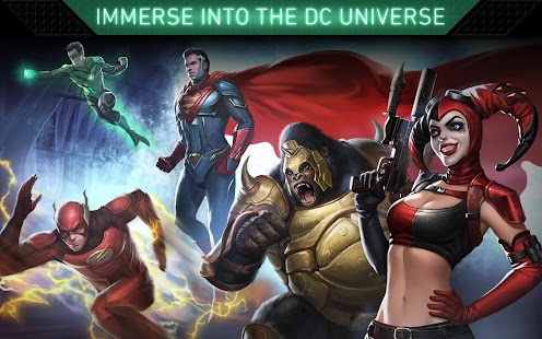 Injustice 2 1.2.0 (Immortal Mod) Apk + Data