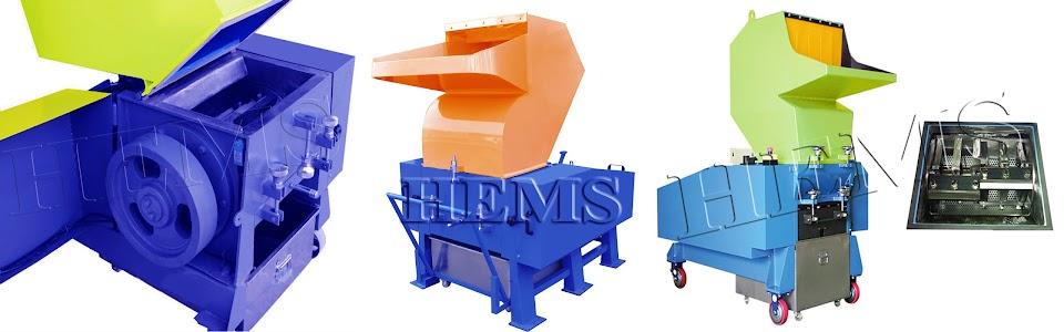 Plastic Cutting Machine