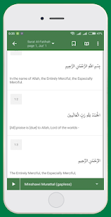 Quran & Translation - náhled