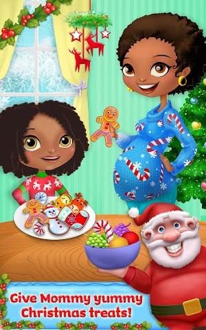 android Meine Schwester Weihnachtsbaby Screenshot 1