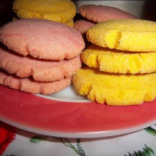 """Polvorones """"Mexican"""" Shortbread Cookies"""