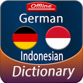 German to Indonesian offline Dictionary