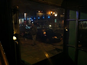 Photo: Calling the cab