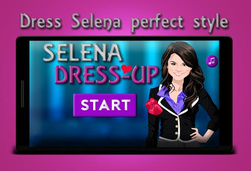 Princess Selena Dress Up