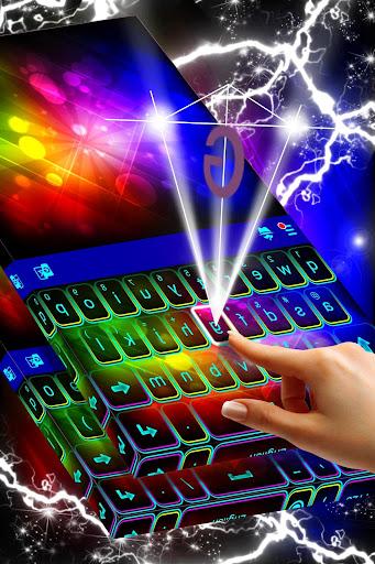 цветовые клавиатурные темы для андроид 5.1