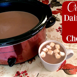 Creamy Dairy Free Hot Chocolate Recipe