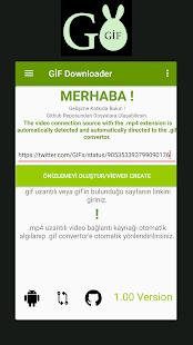 Gif Downloader - náhled