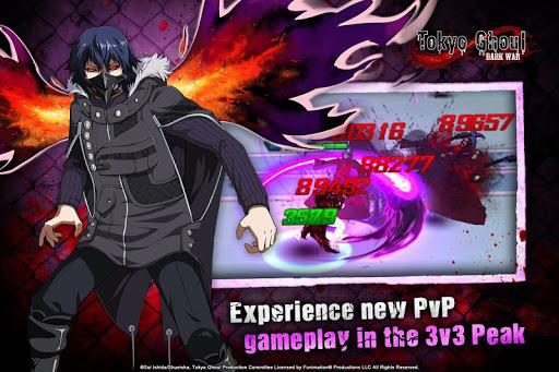 Tokyo Ghoul: Dark War 1.2.5 androidappsheaven.com 6