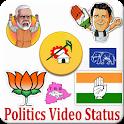 Politics Video Status 2019 - Comedy Cartoon status icon