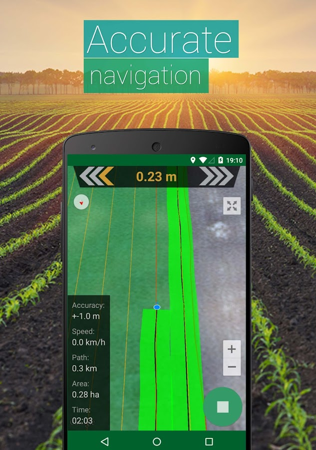 Field Navigator- screenshot