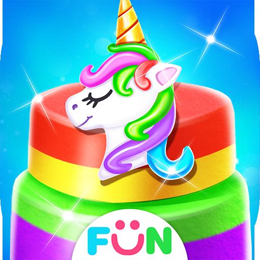 Unicorn Baking Salon - Bakery Food Games