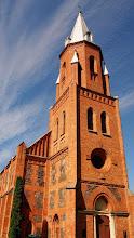 Photo: Panemunio Švč. Trejybės bažnyčia