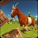 Goat Simulator City Rampage 3D icon