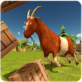 Goat Simulator City Rampage 3D