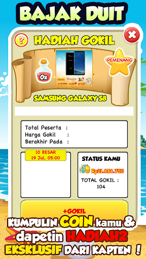 Bajak Duit - Pulsa Gratis Hadiah Gratis 3.1.0 screenshots 3