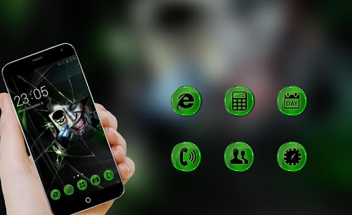 Joker Theme: Scary & Crazy Dark Horror screenshot