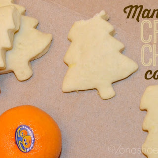 Halos Mandarin Cream Cheese Cookies