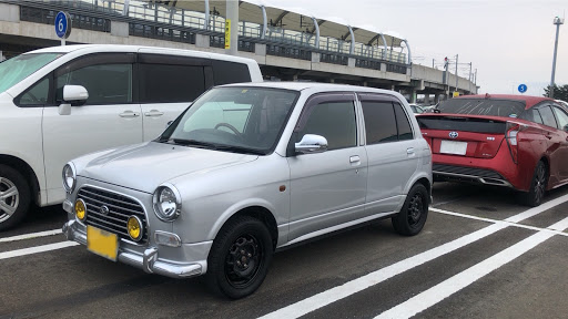 teraginoさんのミラジーノ愛車紹介の画像