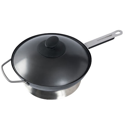 Outdoor Chef barbeque Wok